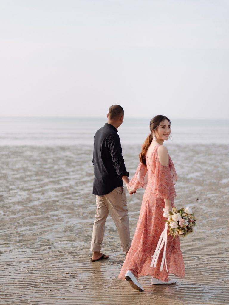 Chris + J'Ja  prewedding Krabi, Thailand